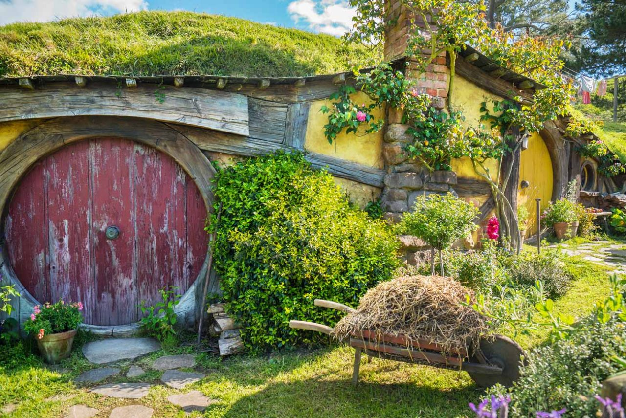 visiter hobbiton