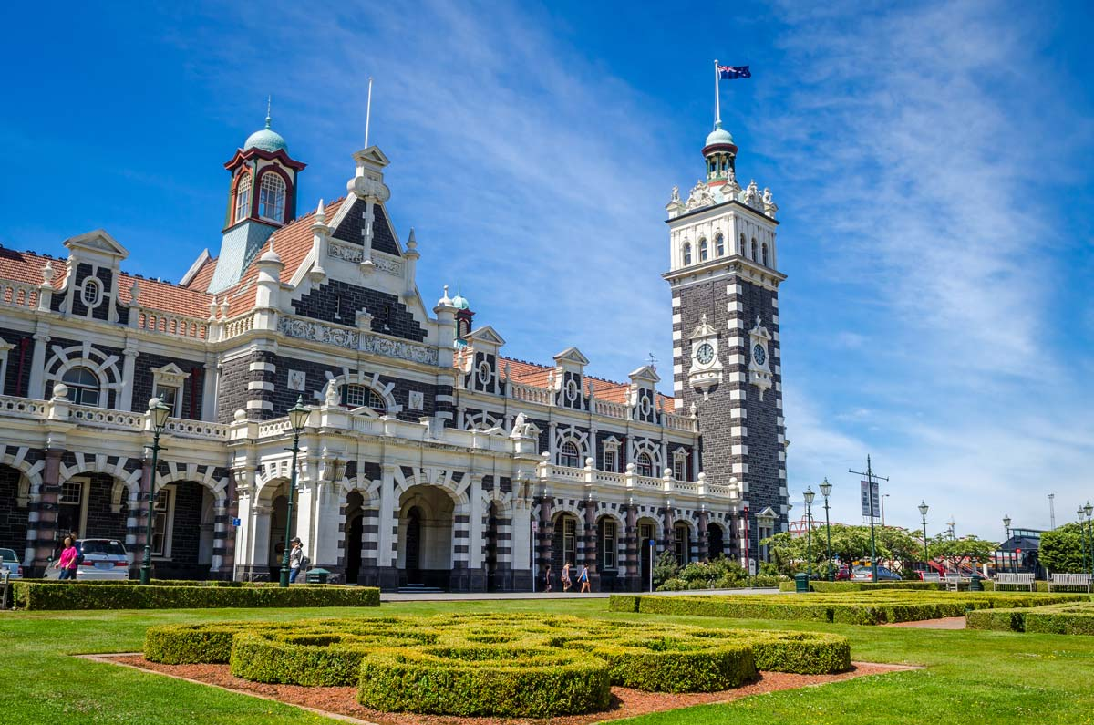 Dunedin-Nouvelle-Zelande