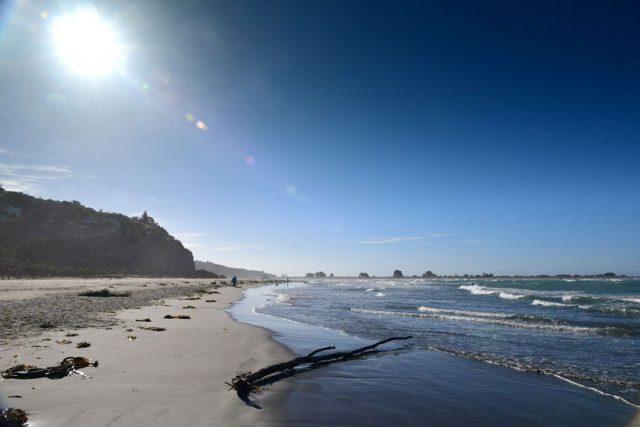 christchurch-plage