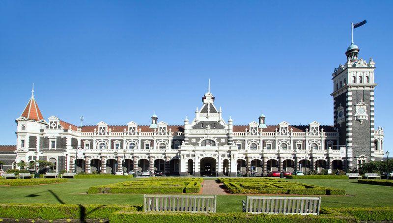 Gare de Dunedin