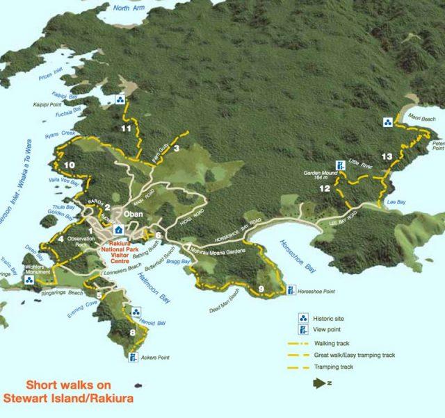 stewart-island-randonnees