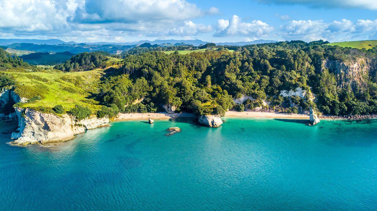Nouvelle Zélande Photo: Les Plus Belles Plages De Nouvelle-Zélande