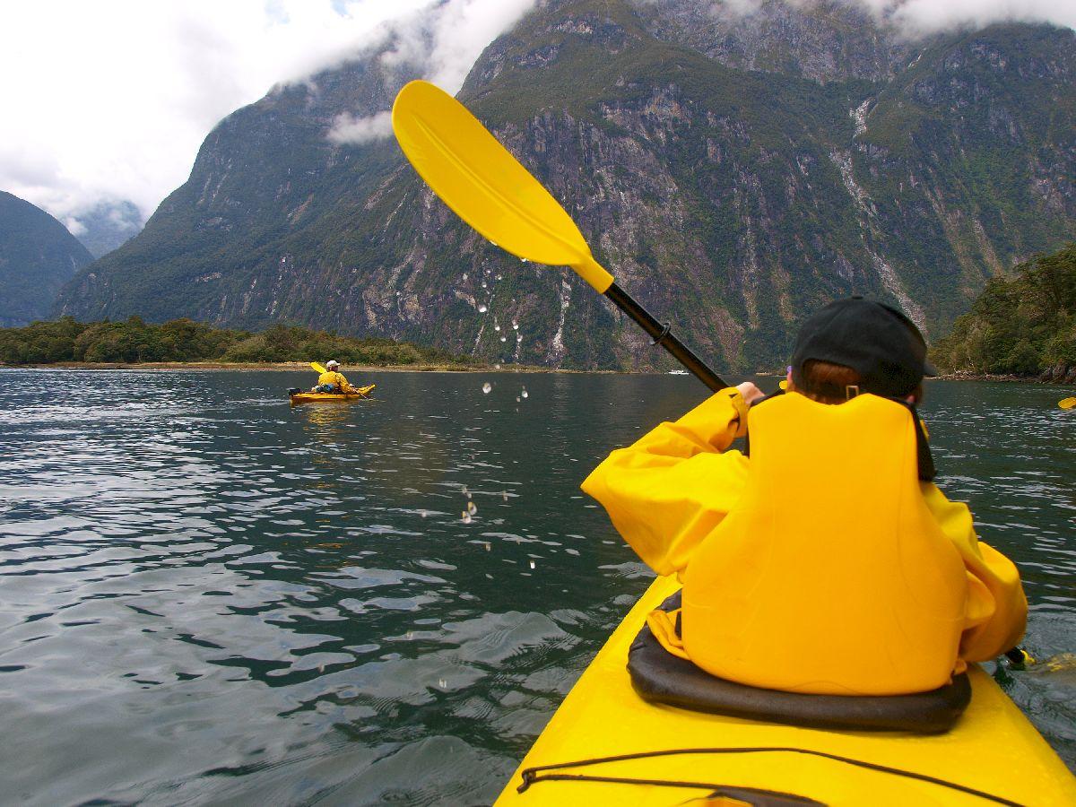 kayak-milford