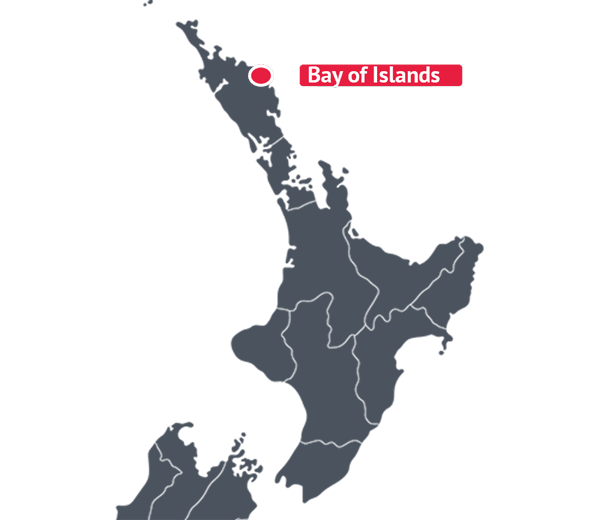 bay of islands