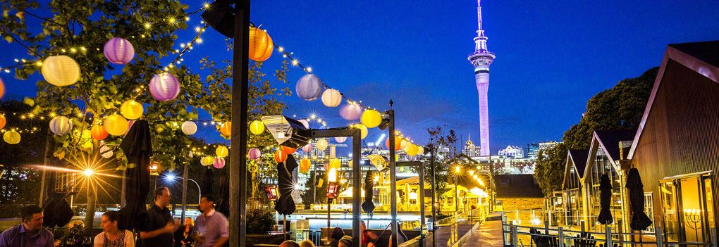 Bar La Zeppa - Auckland