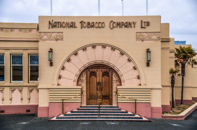 Napier-tobacco-company