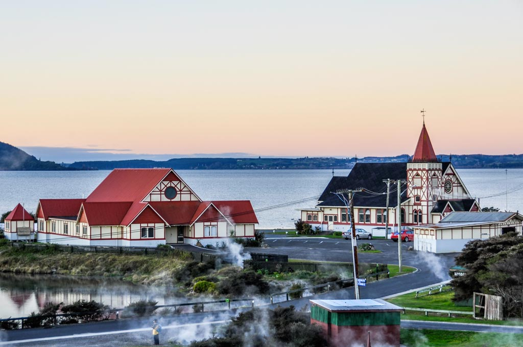 Rotorua-Ohinemutu